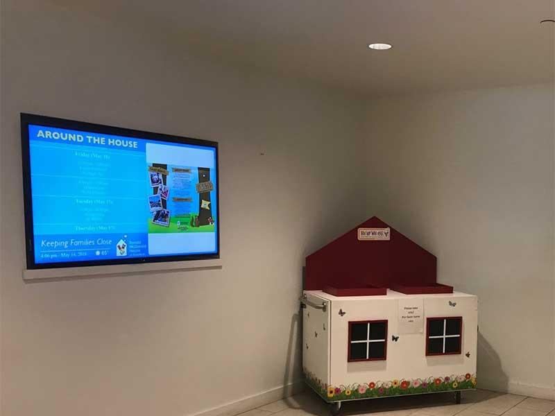 REACH Helps Ronald McDonald Houses Go Digital!