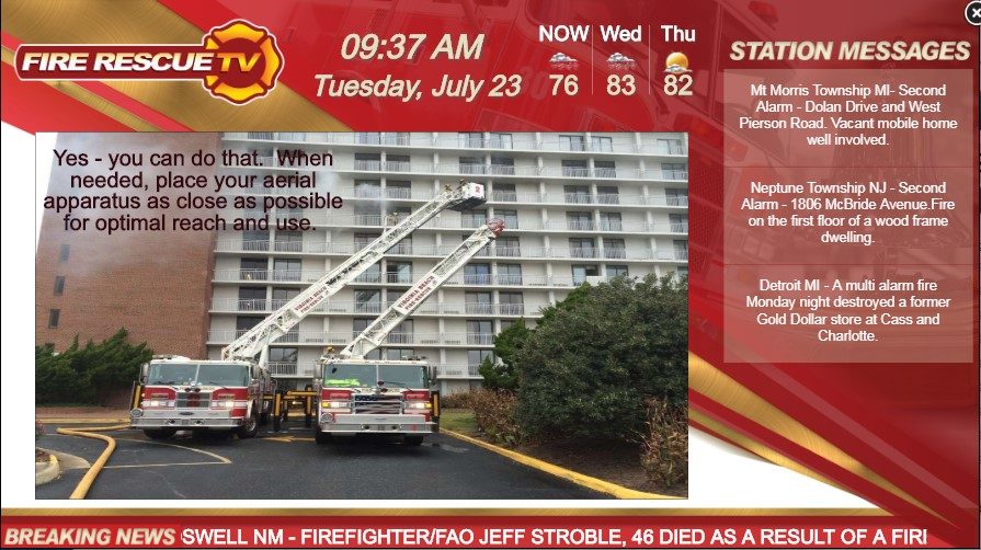 REACH Media Network Partners with FireRescueTV for Relaunch