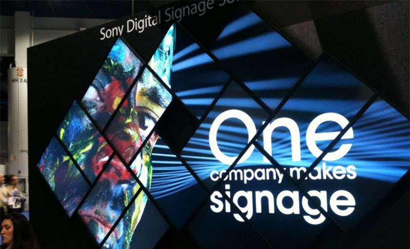 Sony Interactive Entertainment Expands Digital Signage Program with REACH