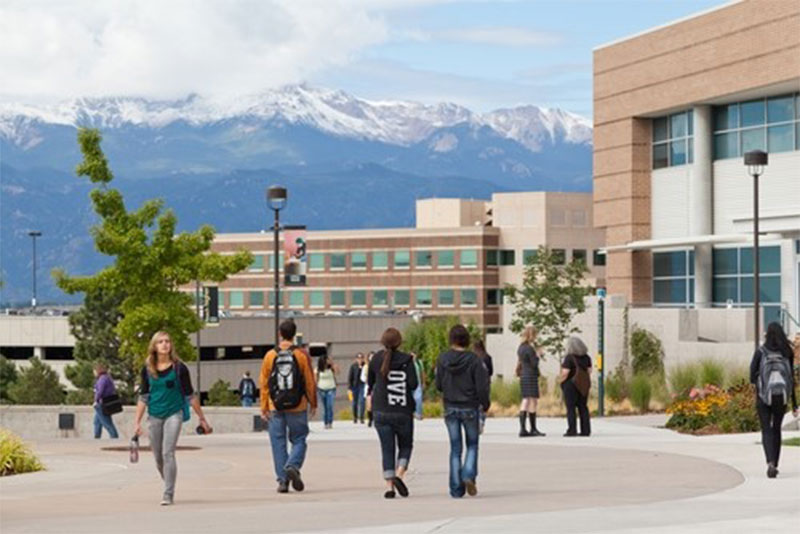 Campus Wide Digital Signage Software Provider UCCS